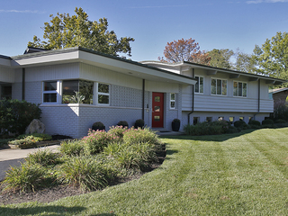 Home Tour: Clifton mid-century is a work of art