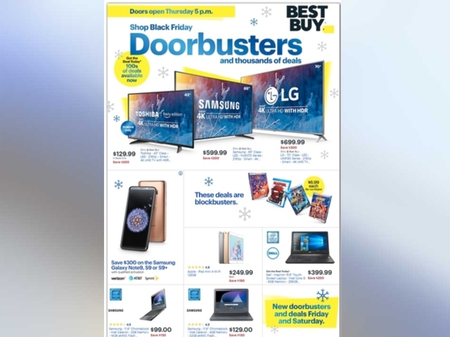 best buy black friday ad for 2018 - Best Buy Day After Christmas Sale