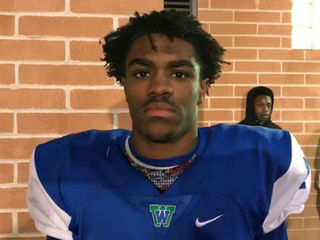 Winton Woods WR pays tribute to late friend