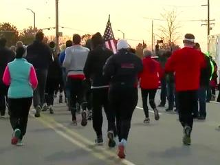 Honor Run sends veterans to see D.C. memorials