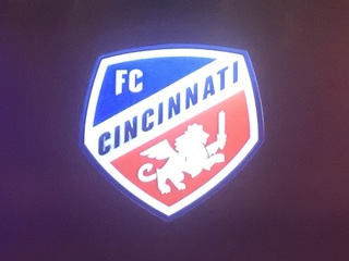 FC Cincinnati has a new league and a new logo