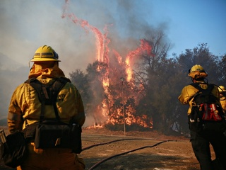 California wildfire is deadliest in 100 years