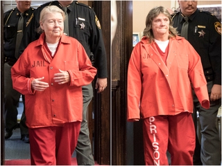 Grandmothers plead not guilty in Rhoden cover-up