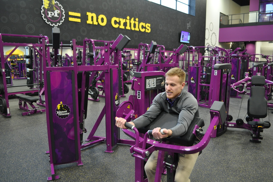 Largest Planet Fitness In Midwest Now Open In Oakley