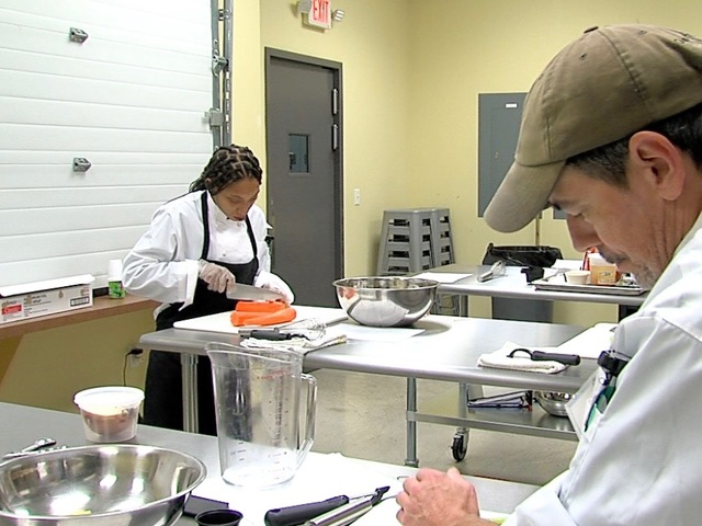Program cooking up new careers, brighter futures