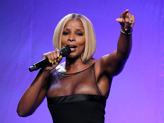 Video: Mary J. Blige on empowering women in music